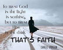 Trusting God can be difficult in the... - Victorious Women of ...